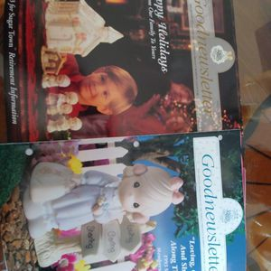 PRECIOUS MOMENTS NEWSLETTERS 5 volumes for Sale in Kenmore, NY