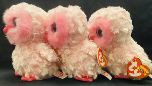 "Ty Beanie Babies - Set of 3 Brand New ""Twiggy"" for Sale in San Antonio, TX"