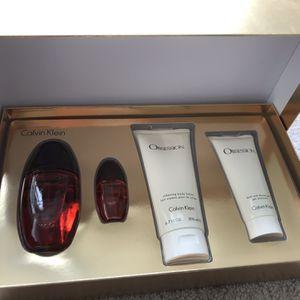 Calvin Klein Perfume Set for Sale in Herndon, VA