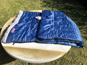 "Coleman Sleeping Bag Adult 33"" x 75"" for Sale in Fullerton,  CA"