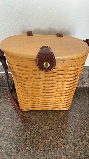 Longaberger basket for Sale in Richardson, TX