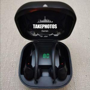 (B20)Bluetooth True Wireless Earphone 5.0 Sport Earbuds Waterproof Music Headset for Sale in La Habra, CA