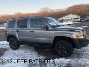 2012 JEEP PATRIOT for Sale in South Saint Paul, MN
