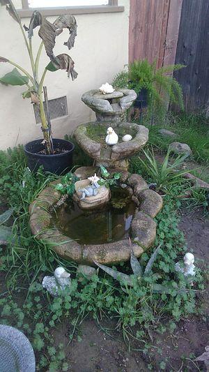 3 level fountain for Sale in Sacramento, CA