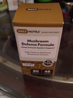 Daily Nutra Mushroom Defense for Sale in Dallas,  TX