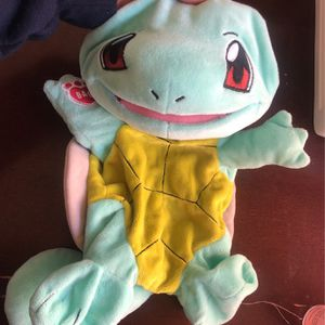 Pokémon Squirtle Buildabear for Sale in Orange, CA