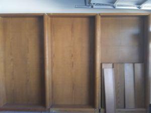 Custom bookshelves solid oak for Sale in Phoenix, AZ