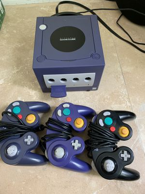 Nintendo GameCube console and 16 video games for Sale in Jacksonville, FL