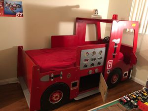 Firetruck bed for Sale in Huntington Beach, CA