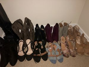 Women's Boots, Heels & Sandals for Sale in Baltimore, MD