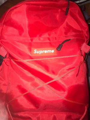 Supreme bag for Sale in Waltham, MA