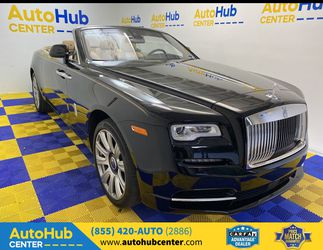 2016 Rolls-Royce Dawn for Sale in Stafford,  VA