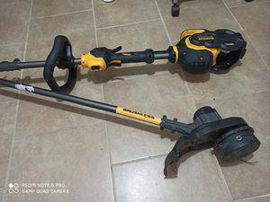 Dewalt flexvolt 60v brushless string trimmer (only tool) for Sale in Dallas, TX
