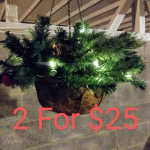 Brand New Hanging Planter With LED Light for Sale in Las Vegas, NV