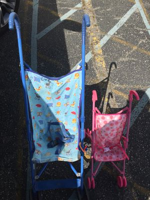 2 baby strollers for Sale in Jamestown, NC