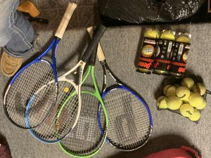 Tennis rackets for Sale in Norman, OK