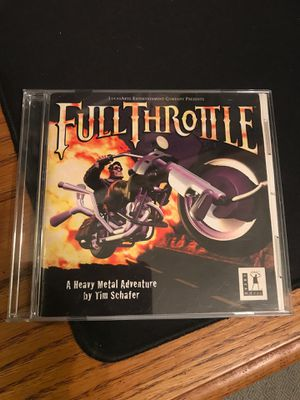 Full Throttle Dark Forces Special Edition for Sale in San Diego, CA