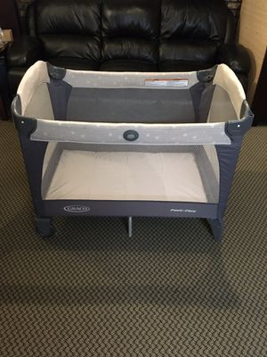 Graco Pack'n Play w/ EXTRA Mattress for Sale in Staten Island, NY