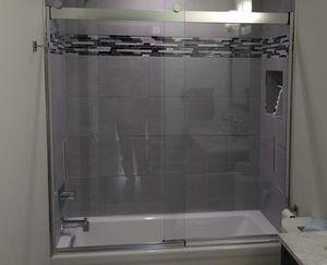 Kohler Levity Semi Frameless Sliding Tub Door for Sale in Downers Grove, IL