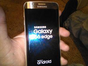 Galaxy S6 Edge for Sale in Kent, WA