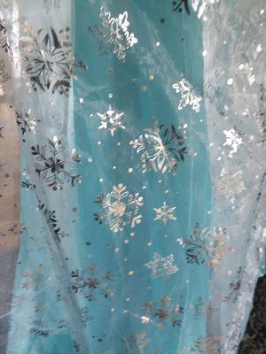 Halloween costume, Snow queen dress! for Sale in Stanwood, WA