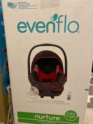 Evenflo Nurture infant car seat for Sale in San Jose, CA
