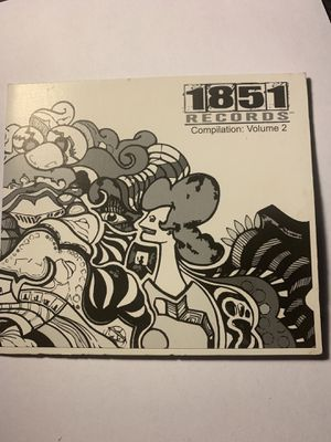 1851 Records - Compilation vol 2 cd for Sale in Highland, IL
