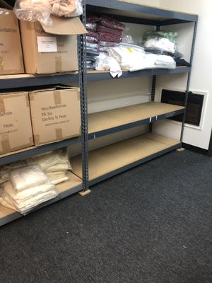 Heavy Duty Metal Shelves for Sale in Orange, CA