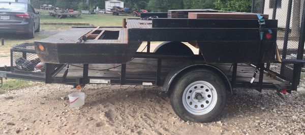 Welding bed for Ford dully