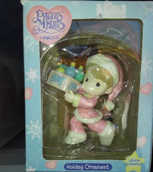 Precious Moments collectors ornament for Sale in Virginia Beach, VA