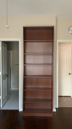 5 IKEA Bookshelves and 1 coffee table! TALL and beautiful -sold separately or all 6 for $150 for Sale in Tomball, TX