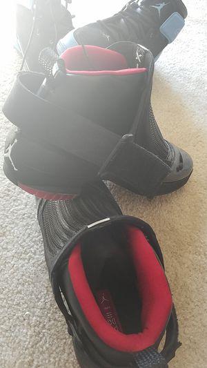 Black Jordan shoes. Size 13 for Sale in Sterling, VA