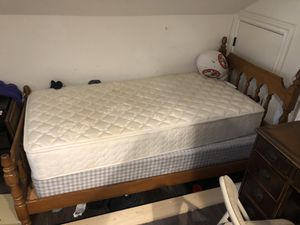 2 Twin solid wood bed frames for Sale in Nashville, TN