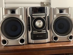 Sony Radio for Sale in Coral Gables, FL