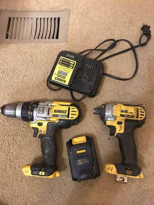 Dewalt impact & Hammer Drill for Sale in Aurora, CO