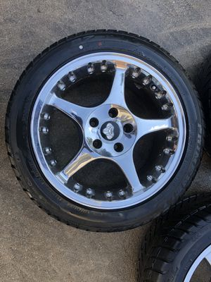 Ford Mustang Cobra rims for Sale in Clarksville, TN