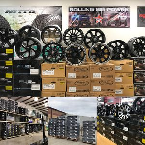 Wheel Tire packages In Stock No Waiting Cash & Carry for Sale for sale  Joliet, IL