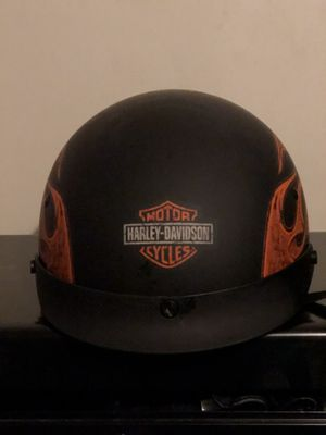 XL Harley Davidson half helmet for Sale in North Las Vegas, NV
