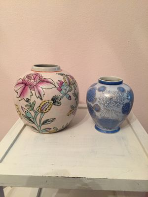 Asian jars for Sale in NY, US