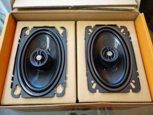 "Memphis 4x6"" Speakers for Sale in Fair Oaks, CA"