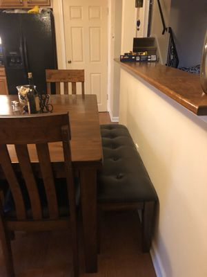 Raymour and Flanigan Dining room set for Sale in Perkasie, PA