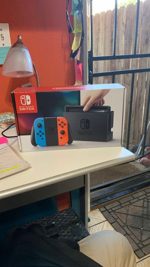 New Nintendo Switch for Sale in Fort Worth, TX