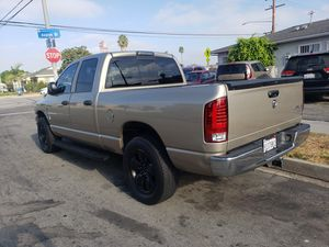 2005 Dodge ram 1500 4.7 4X4 for Sale in Los Angeles, CA