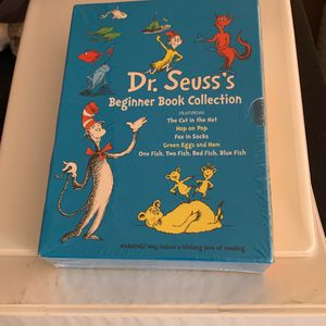 Dr.Seuss's Beginner Book Collection for Sale in Westminster, MD