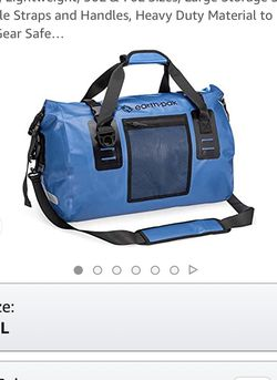 Waterproof Duffle Bag for Sale in North Las Vegas,  NV