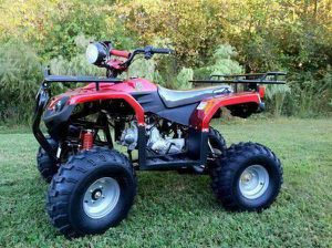 125 cc four wheeler for Sale in Alcoa, TN