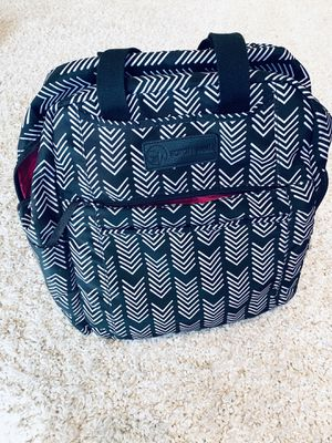 Sarah wells Kelly pumping and diaper bag for Sale in Washington, DC