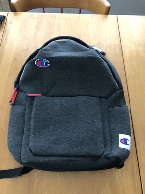Champion backpack with laptop case. for Sale in Orlando, FL