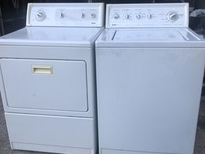 Kenmore Washer and Dryer set for Sale in Kissimmee, FL