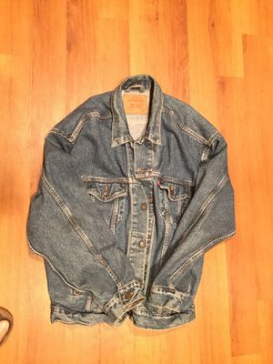 Levi's Jacket. Worn only 4 times. XLarge for Sale in Santa Monica, CA